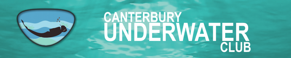 canterbury underwater club